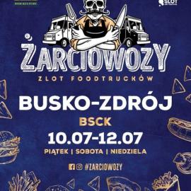 FoodTrucki w Busku-Zdroju