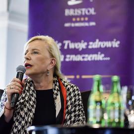 Kawiarenka Festiwalowa - Krystyna Janda