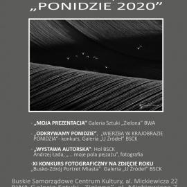 Otwarcie Przeglądu Fotografii Ponidzie 2020