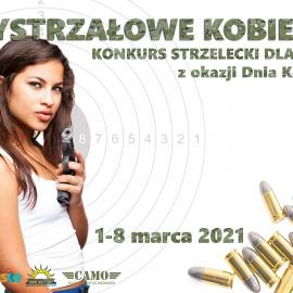 Konkurs strzelecki dla Pań
