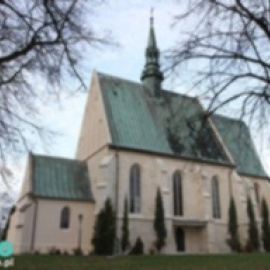 Remont kościoła pw. NMP w Szańcu