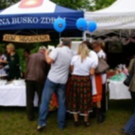 CIT Busko-Zdrój na VIII Świętokrzyskim Jarmarku Agroturystycznym