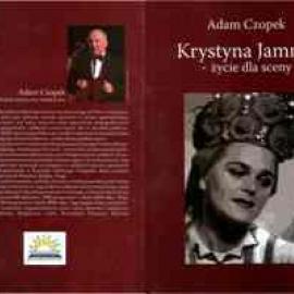 Nowa pozycja biograficzna Krystyny Jamroz