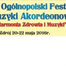 VIII Ogólnopolski Festiwal Muzyki Akordeonowej w Solcu-Zdroju