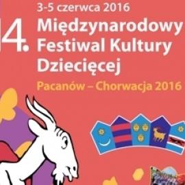 Program 14 Festiwalu Kultury Dziecięcej 2016