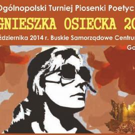 Ogólnopolski Turniej Piosenki Poetyckiej, edycja VII Agnieszka Osiecka.