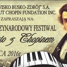 """XXIII Międzynarodowy Festiwal """"Lato z Chopinem"""""""