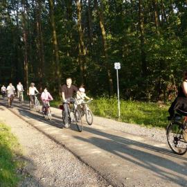 Ścieżka rowerowa Busko-Kameduły